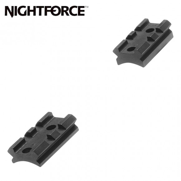 Nightforce Sav Flat 1913 Mil Std 20Moa Duty Bases