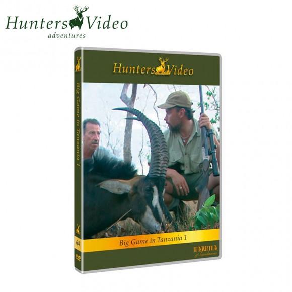Hunters Video Big Game-Tanzania 1