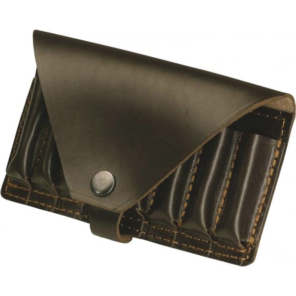 Bisley Leather Bullet Pouch