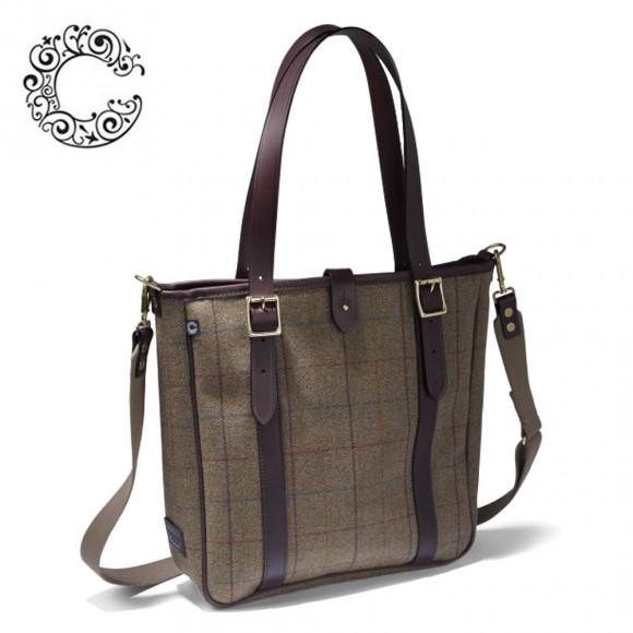 Croots Helmsley Tweed Tote Bag