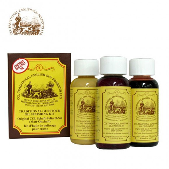 CCL Traditional Oil Finishing Kit