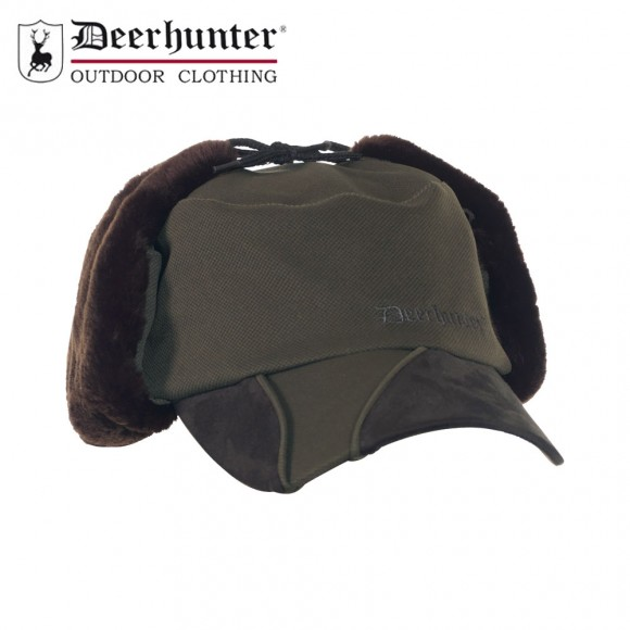 Deerhunter Muflon Winter Hat With Safety