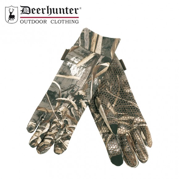 Deerhunter Max 5 Gloves With Silicone Dots