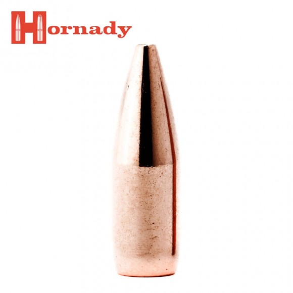 Hornady Match 22 / .224 Boat Tail Hollow Point Bullet Heads 100Pk