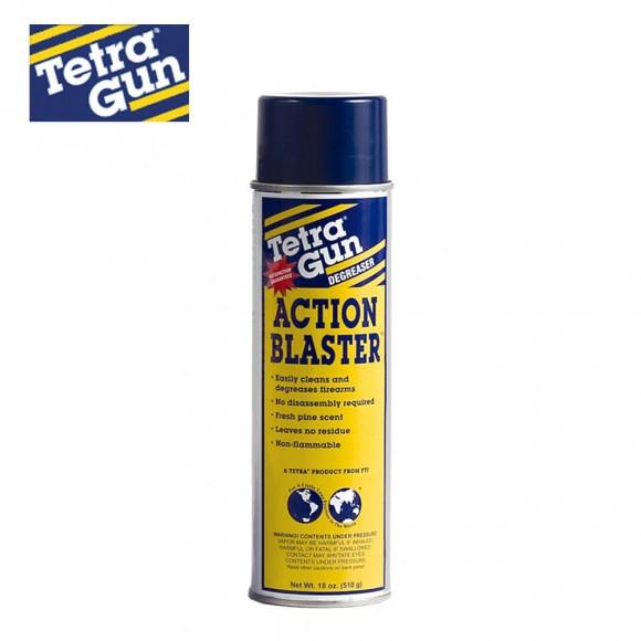 Tetra Gun Action Blaster Degreaser