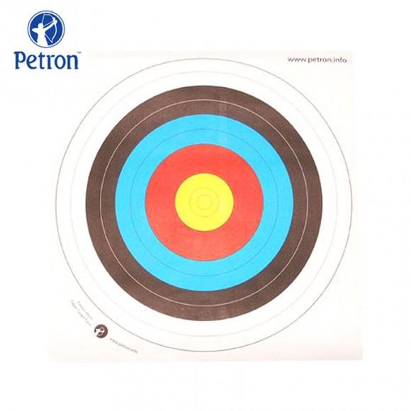 Petron Paper Target Face 10Pk