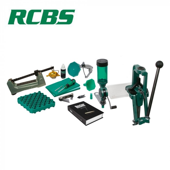 Image 1 Rcbs Rock Chucker Supreme Master Kit