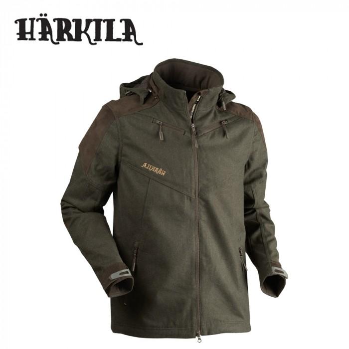 Harkila Metso Active Jacket Willow Green/Shadow Brown