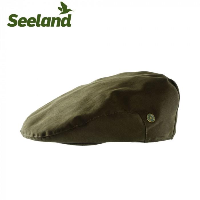 57b55e4f8 Seeland Woodcock II Flat Cap Shaded Olive