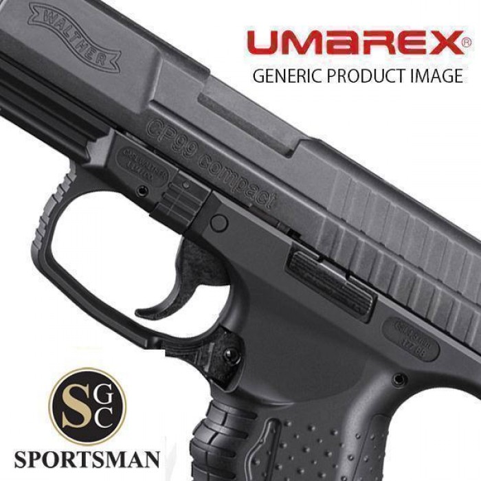 Umarex Walther CP99 Compact Black  177 BB