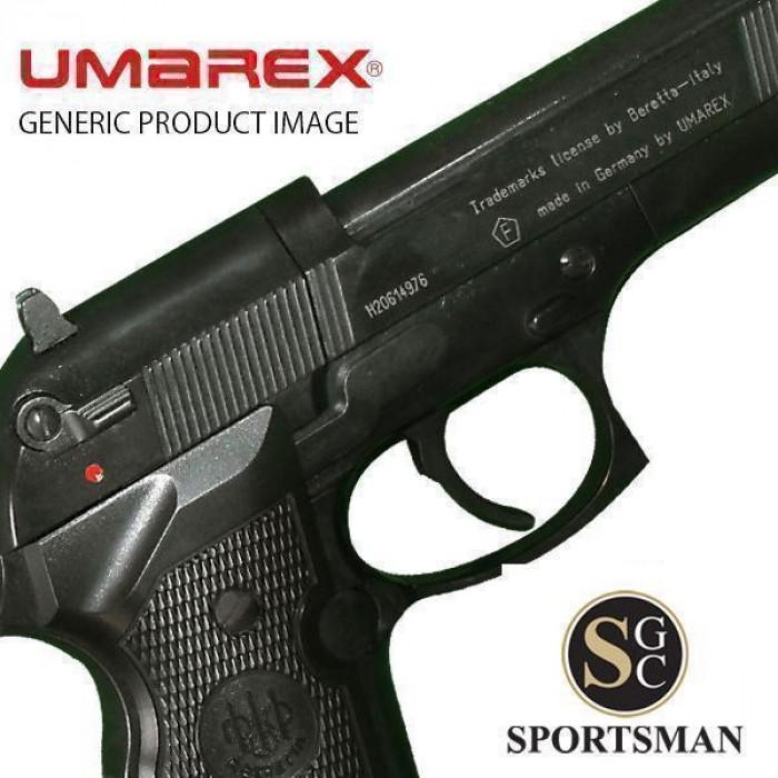 Umarex Beretta 92FS Black  177