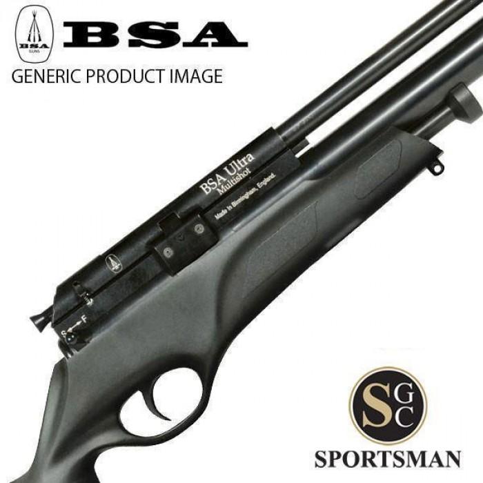 BSA Ultra SE Multi Shot Tactical  22