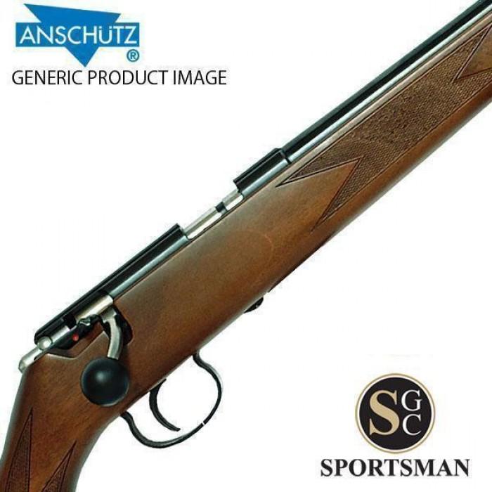 Anschutz 1417 G Carbine Threaded  22 LR