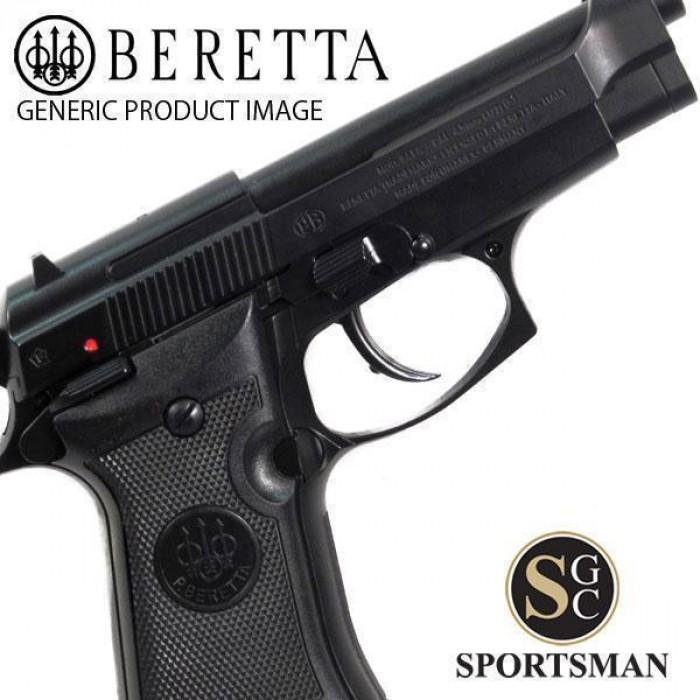 Umarex Beretta 84FS Black  177