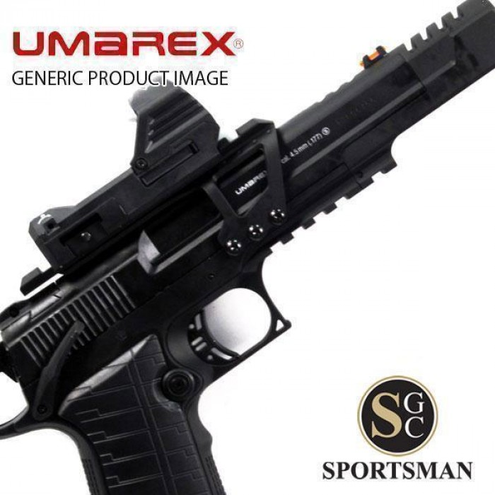 Umarex Race Gun Set  177 BB