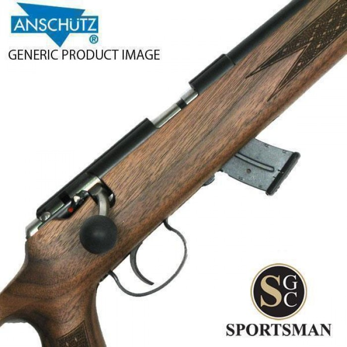 Anschutz 1416 HB G UK Thumbhole Deluxe Stock  22 LR