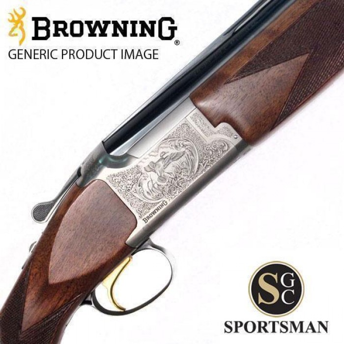 Browning B525 Game 1 Left Hand Inv 12G