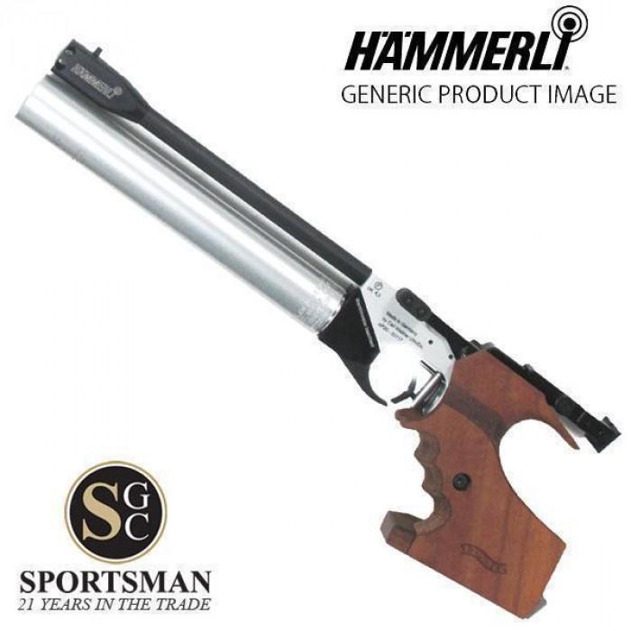 Hammerli AP20 Pro With Medium Grip  177