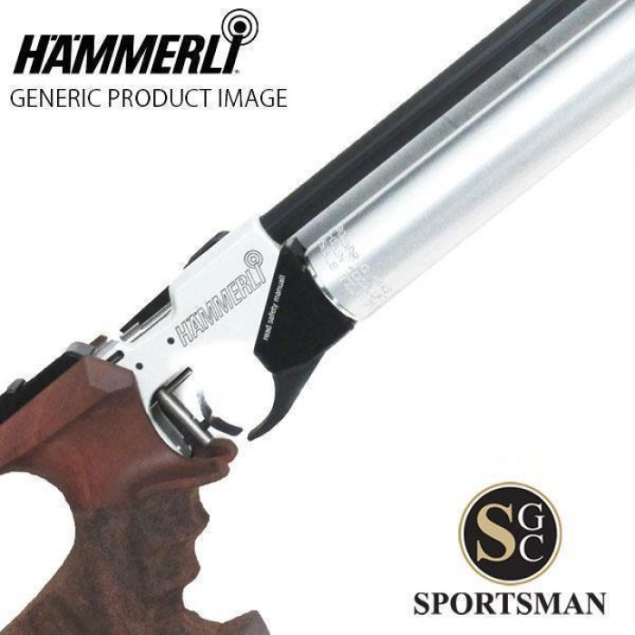 Hammerli AP20 Pro With Small Grip  177