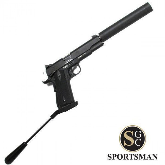 Buy Firearms Guns Online: Buy German Sport Guns 1911 Long Barrel Pistol .22 LR
