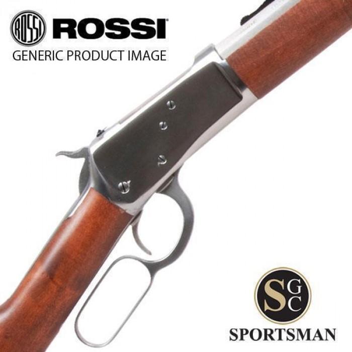 Rossi Puma Octagonal Barrel Model 067 Stainless  38 Spc /  357 Mag