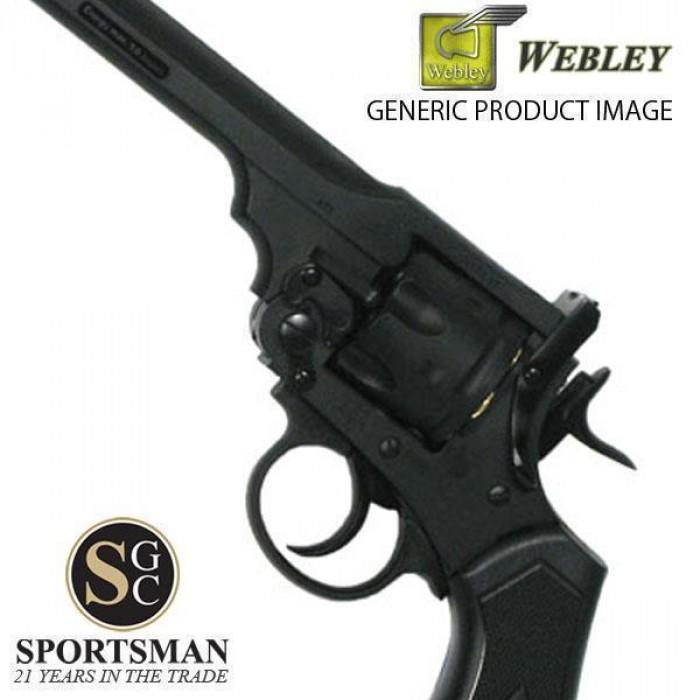 Webley MKVI Service Revolver 177 Pellet Version  177