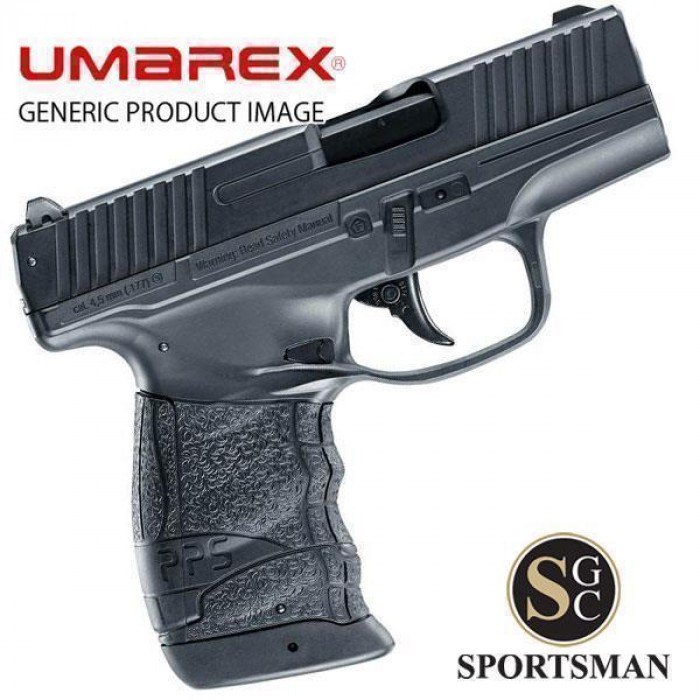 Umarex Walther PPS M2 BB Blowback  177 BB