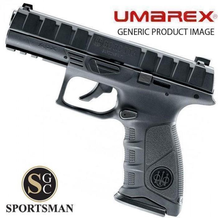Umarex APX Black Blowback BB  177 BB