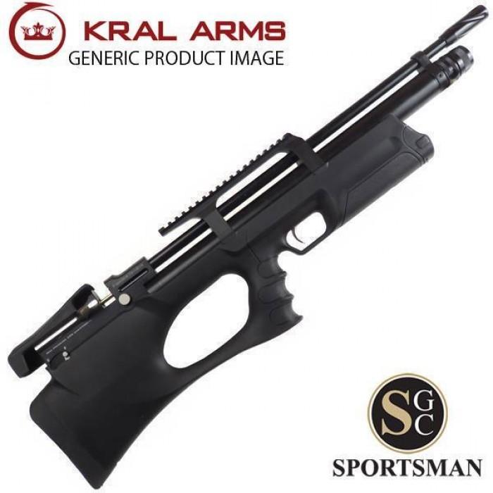 KRAL Breaker Bullpup PCP Synthetic  22