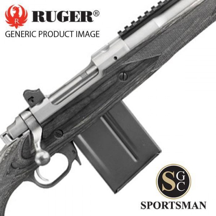 Ruger M77 Gunsite Scout Rifle  223 Rem