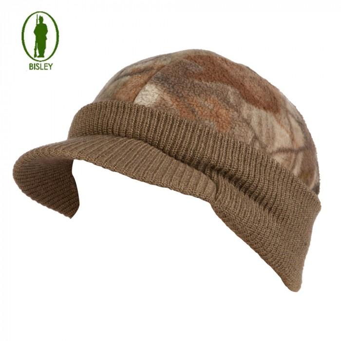 Buy Bisley Camo Visor Hat Online. Only £19.99 - The Sportsman Gun ... 31412eeb05c4