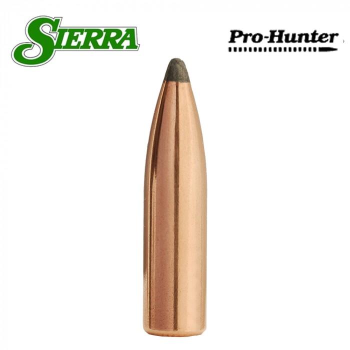 Sierra 6mm Caliber ( 243) 100 Gr  Spt Pro-hunter 100 Bullet Heads