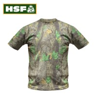 HSF Evolution Camo T-Shirt-Short Sleeved