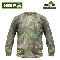 HSF Evolution Camo T-Shirt-Long Sleeved