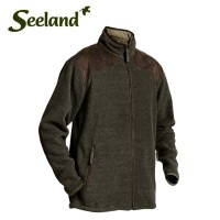 Seeland William Fleece - Olive Grey