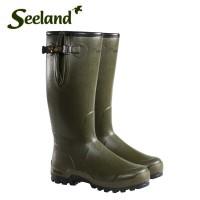 Seeland Estate Vibram 18 5mm Wellingtons Dark Green