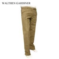 Wathen Gardiner Moleskin Trousers Lovat