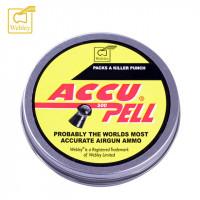 Webley Accupell Tin 500 Pellets