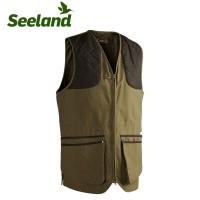 Seeland Winster Waistcoat Duffel Green