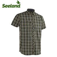 Seeland Hanley Short Sleeve Check Shirt