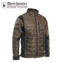 Deerhunter Muflon Zip In Jacket Art Green