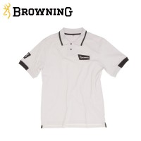 Browning Ultra Polo Shirt Biege