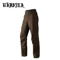 Harkila Dain Trousers Olive Green/Hunting Green