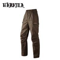 Harkila Dain Trousers Hunting Green/Slate Brown