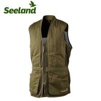 Seeland Skeet Waistcoat Duffel Green