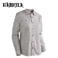 Harkila Lancaster Lady Shirt Blackberry Check