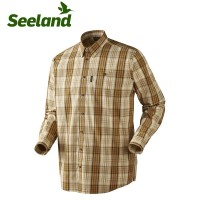 Seeland Chester Shirt Frozen Dew Check