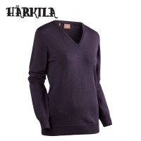 Harkila Alley Lady Pullover Blackberry