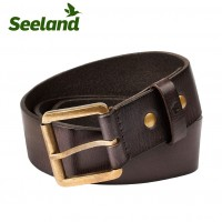 Seeland Moel Belt Brown