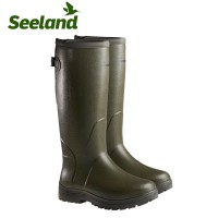 Seeland Woodcock AT+ 18 inch Neoprene Boots - Dark Green